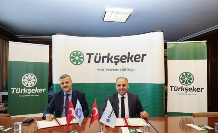 Gazi Üniversitesi ile Türkşeker arasında Lisansüstü Eğitim ve İşbirliği Protokolü imzalandı