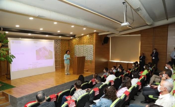 Gaziantep iklim değişikliği eğitimleri veriyor