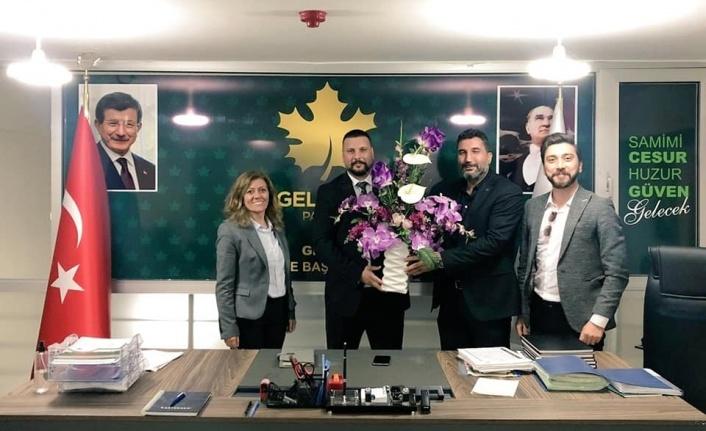 Gelecek Gebze'de Yeni Başkan Alican Karakaya