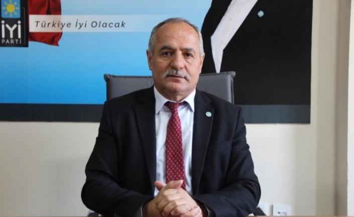 """İYİ Partili Demir: """"Edirne'de dolu yağışı zararı karşılanmalı"""""""
