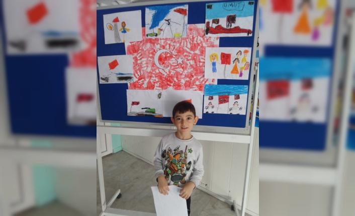 İzmir depreminin simge ismi Elif bebeğin kaybettiği abisi