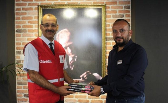 İzmir Gaziemir'de ücretsiz test kitabı projesi