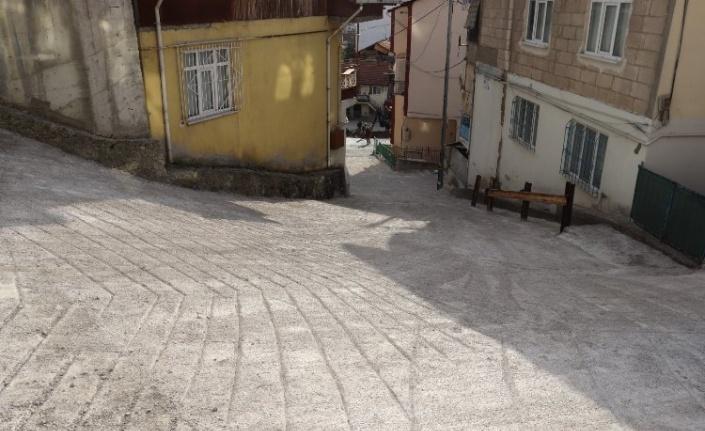 İzmit Bekirdere'de yeni yol