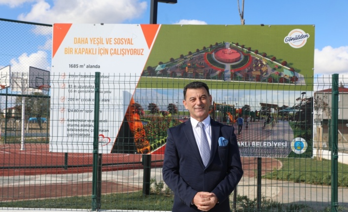 Belediye Başkanı Mustafa Çetin, çalışmaları inceledi