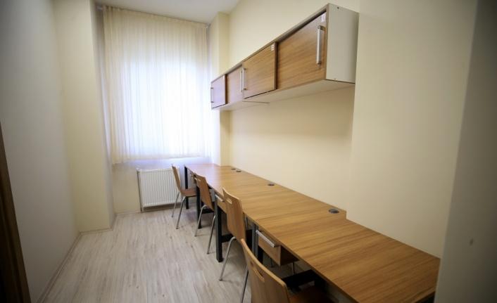 Kırklareli'nde üniversite öğrencilerinin yüzde 70'i KYK yurtlarında kalıyor