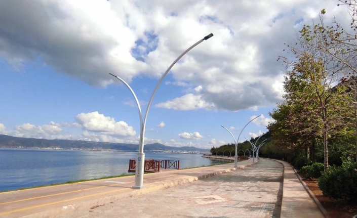 Kocaeli'de Ereğli Sahili'ne 5 km'lik yeni yol
