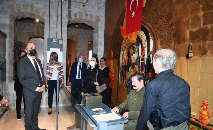 Kültür ve Turizm Bakanlığı, Malatya Kent Müzesini inceledi
