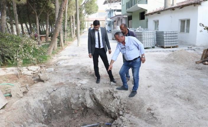 Manisa Yeniköy dönüşümü tamamlanıyor