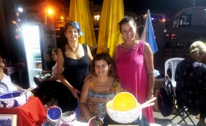 Marmaris 'Bit Pazarı' heyecanı yaşıyor