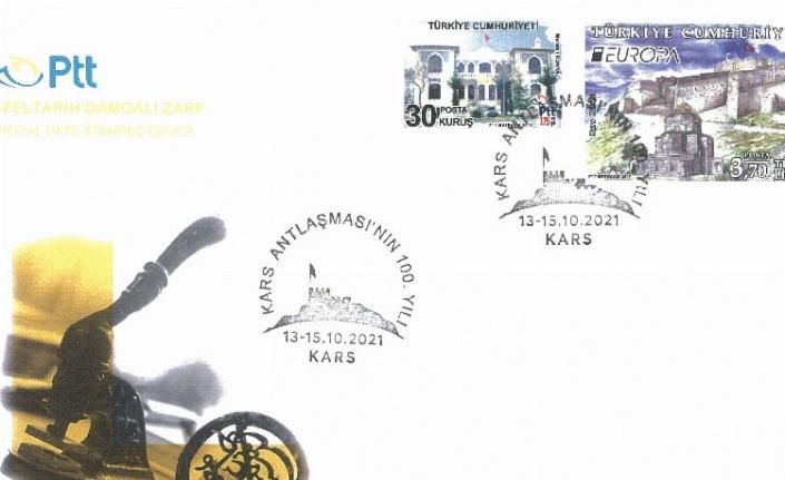 PTT'den Kars'a özel pul ve sergi