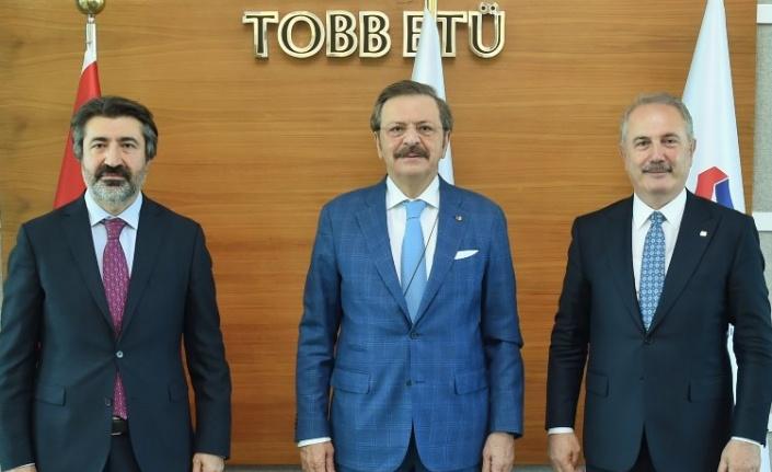 Rifat Hisarcıklıoğlu'ndan Paris İklim Anlaşması açıklaması