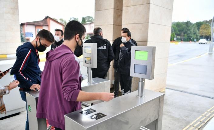 Sakarya Üniversitesinde Kovid-19 tedbirleri artırıldı