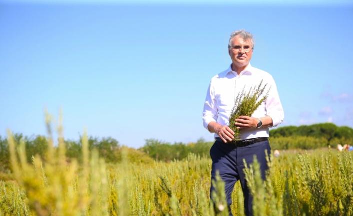 Yetiştirilecek genç çiftçilerle tarımsal kalkınmaya katkı sağlanacak