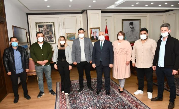 Süleymanpaşa Basın Mensupları Derneği kuruldu