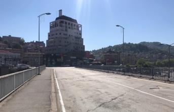"""Doğu Marmara ve Batı Karadeniz'de """"tam kapanma""""nın 13'üncü gününde sessizlik hakim"""