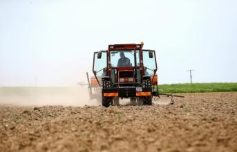 Trakya'da çiftçiler