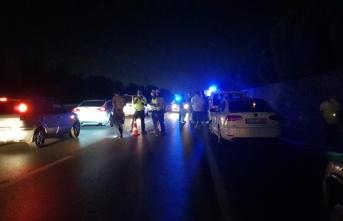 Seyir halindeyken silahlı saldırıya uğrayan sürücü öldü