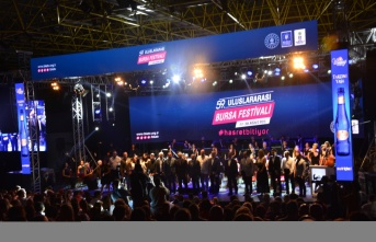 59. Uluslararası Bursa Festivali başladı