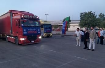 Bursa Büyükşehir Belediyesinden Artvin'e saman desteği