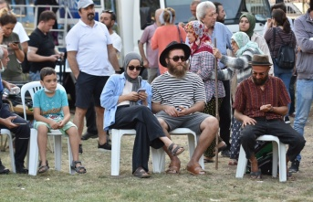 Kamp ve Karavan Festivali yapıldı