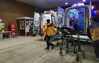 Bursa'da zincirleme kazada 4 kişi yaralandı