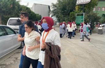 GÜNCELLEME 2 - Bursa'da fabrikada çıkan yangın kontrol altına alındı