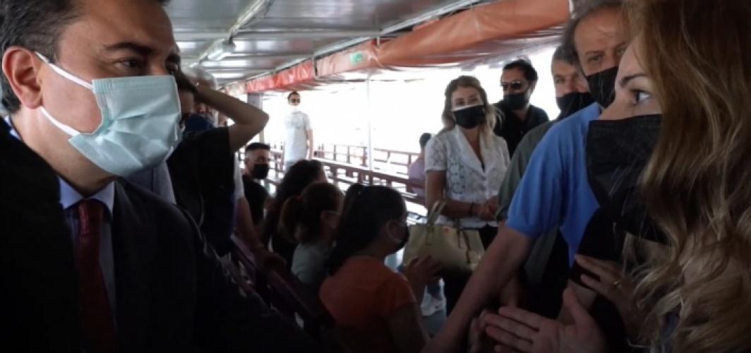 Ali Babacan'dan İzmir çıkarması