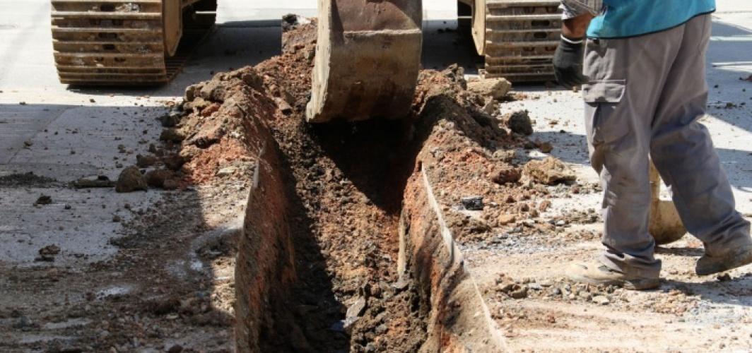 Gebze'de içme suyu altyapı hatları yenileniyor