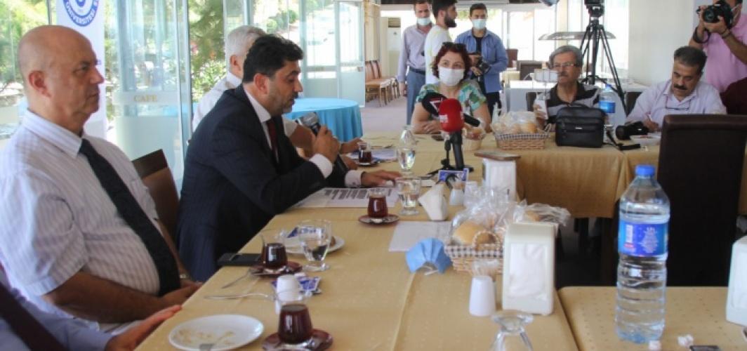 Aydın ADÜ, TÜBİTAK'tan en çok proje desteği alan 15. üniversite oldu