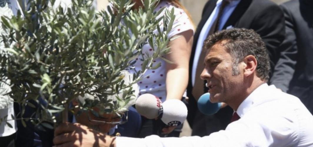 """Milletvekili Sarıbal: """"Marmarabirlik, üreticiyi özel sektörün insafına bırakmamalı"""""""