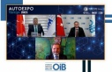 OİB'in Auto Expo Türkiye-Avrupa Dijital Fuarı...