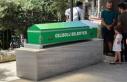 Kazada hayatını kaybeden kişinin cenazesi Gelibolu'da...