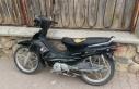 Şase numarasını silinmiş motosiklet yakalandı