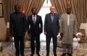 Batı Afrika'da dörtlü buluşmadan 'ortak'...