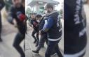 Otomobille uygulamadan kaçarken sürüklediği polisi...