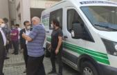 Gebze'de bıçaklı kavgada ölen federasyon başkanı için cenaze töreni düzenlendi