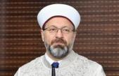 Ali Erbaş'tan 'günaydın' açıklaması