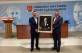 İYİ Parti'den, CHP'ye 98. yıl Ziyareti
