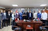 Necmi Bulut'tan, MHP'nin Yeni İl Başkanı Kurt'a 'hayırlı olsun'