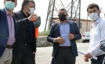 Başkan Şayir'den, Diliskelesi'ne alternatif yol müjdesi