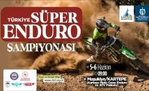 Enduro şampiyonası Kocaeli'de yapılacak