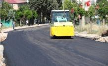 Darıca'da yollara üstyapı bakımı