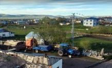 Ardahan Göle'de bir köy karantinaya alındı