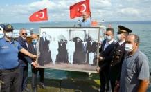 Atatürk'ün Karamürsel'e gelişinin 88. yılı kutlandı