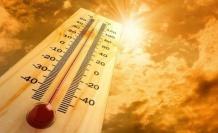 Bayramda kavurucu sıcaklar geliyor