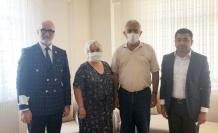 İzmit'teki Kıbrıs Gazileri'ne bayram öncesi vefa