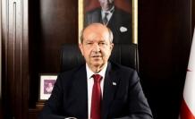 KKTC Cumhurbaşkanı Tatar'dan Manavgat mesajı