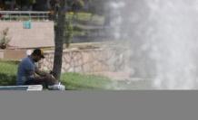 Edirne'de mevsim normallerinin üzerinde seyreden sıcaklıklar hayatı olumsuz etkiliyor