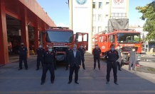 Büyükşehir'den Manavgat'a destek ekibi