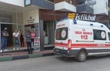 Kandıra'da asansör boşluğuna düşen kadın yaralandı
